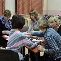Школа контроля качества бумаги и картона, 25 февраля — 1 марта 2013