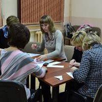 фотографии с семинаров, конференций, круглых столов и прочих мероприятий Института «КРОНА» 2013